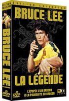 Bruce Lee : l'épopée du dragon = Bruce Lee : a warrior's journey | Little, John R.