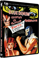 Blue Demon contre le pouvoir satanique = Blue Demon vs. el poder satanico | Urueta, Chano