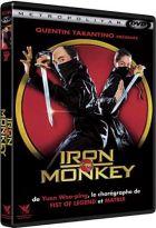 Iron monkey : la légende démasquée = Siu nin Wong Fei Hung ji : tit ma lau = 少年黄飞鸿之铁马骝 | Yuen, Woo-ping