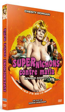Supernichons contre mafia = Double agent 73 = Cine Top, mus. | Wishman, Doris
