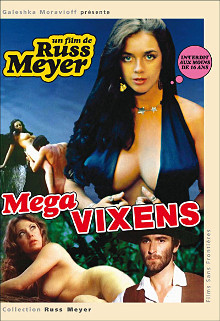Megavixens = Up ! | Meyer, Russ