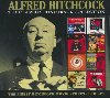 Alfred Hitchcock : The classic soundtrack collection : [bandes originales] | Herrmann, Bernard