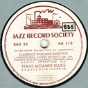 Texas Moaner blues