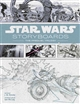 Star Wars storyboards : la prélogie