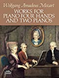 Works for piano four hands and two pianos : from the Breitkopf & Härtel complete works edition