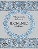 Idomeneo : in full score : from the Breitkopf & Härtel complete works edition